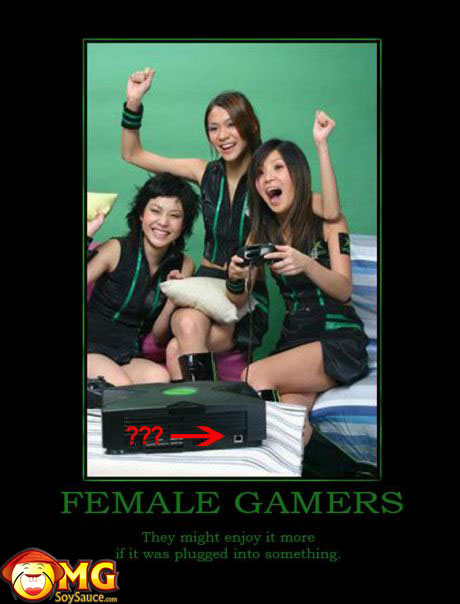 female-gamers