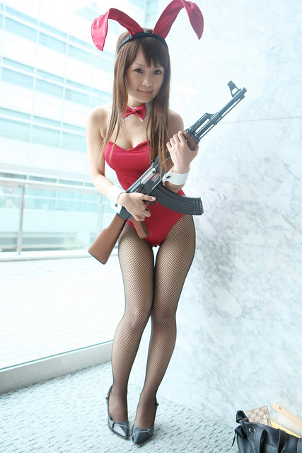 Opinion Japanese cosplay bunny sex