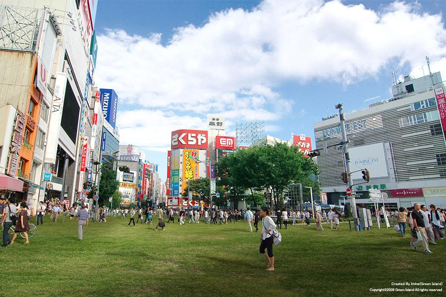 tokyo-japan-grass-streets-3