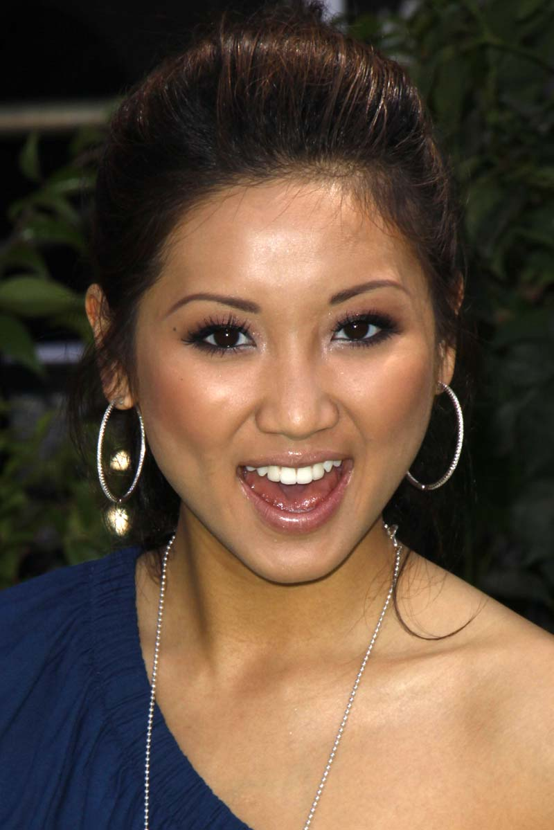 Brenda Song At The UP Premiere With Camel Toe
