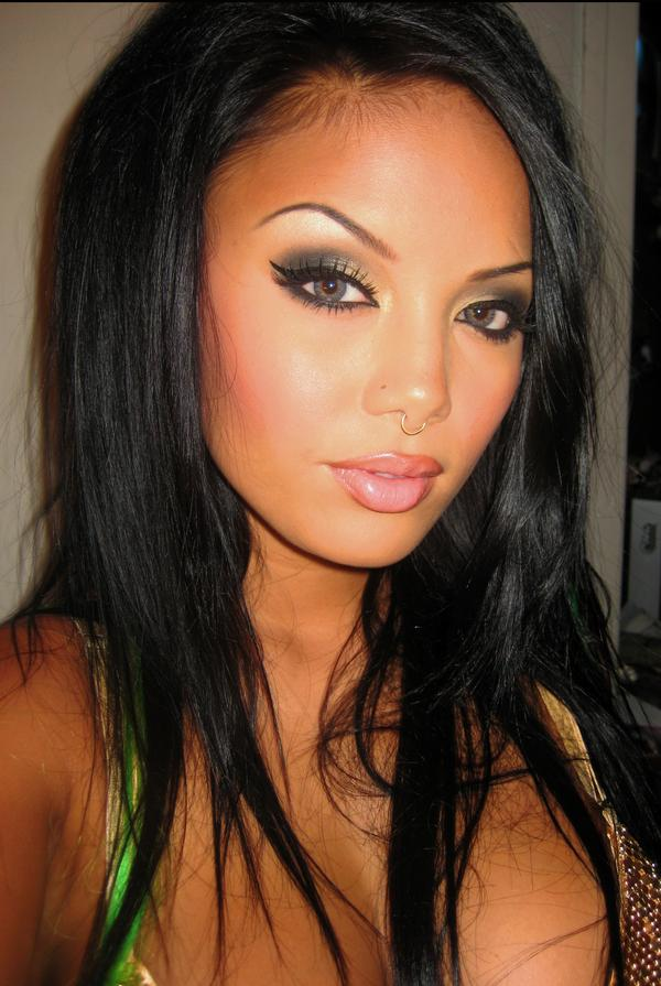 images of Asian Babe Justene Jaro