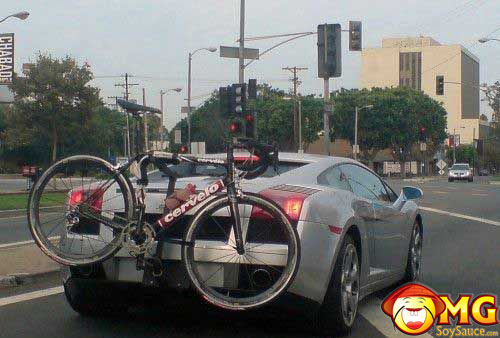 lambo-lamborghini-bike-rack