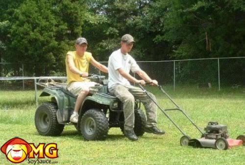 redneck-lawnmower