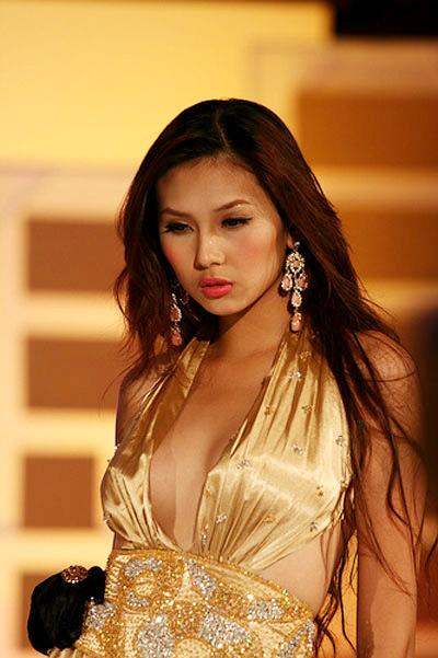 Hot Girls Vietnamese Sexy: Vo Hoang Yen - Vietnamese model