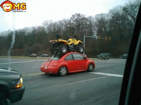 4-wheeler-on-beetle-bug-vw