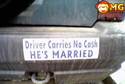 driver-carries-no-cash-married