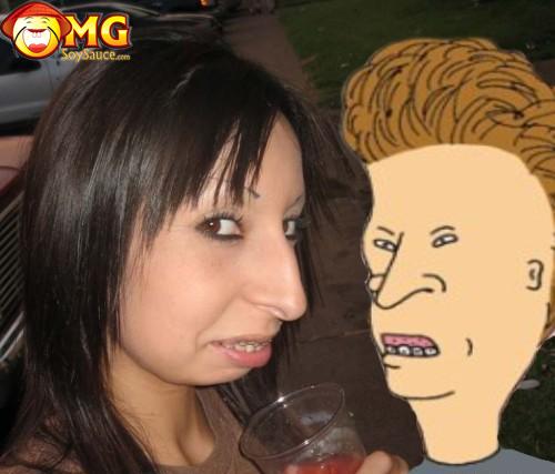 funny-beavis-butthead-photoshop