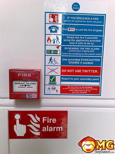 do-not-use-twitter-fire-emergency