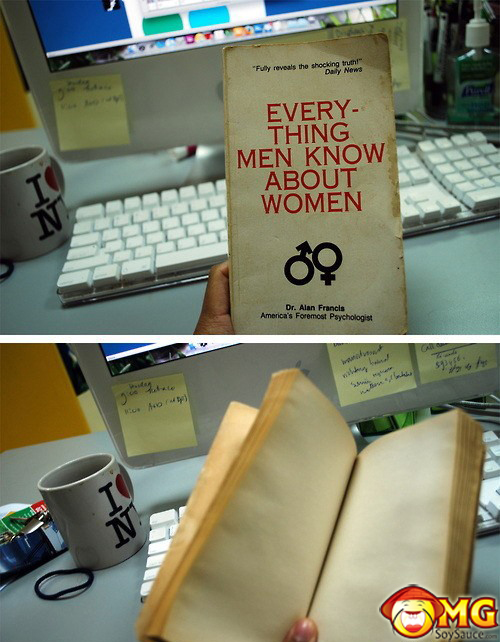 everything-men-know-about-women-funny