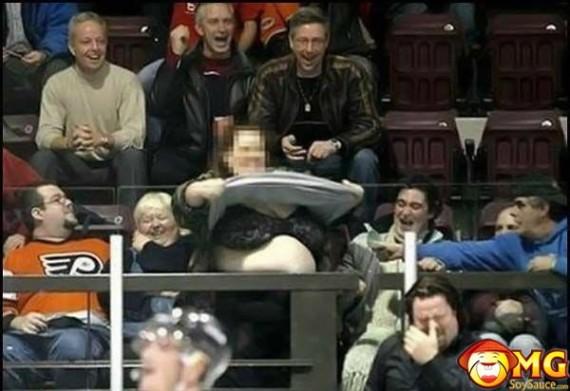 fat-woman-at-hockey-game-flash