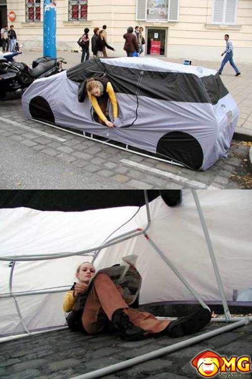 funny-car-tent
