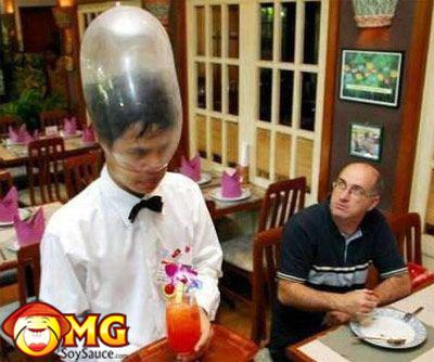 condom-head-waiter