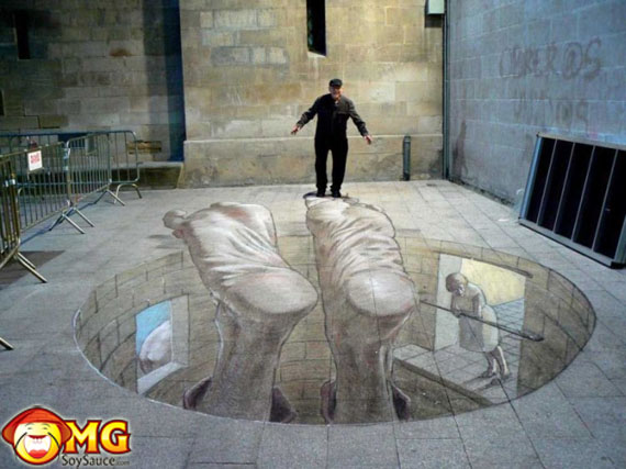 cool-sidewalk-art