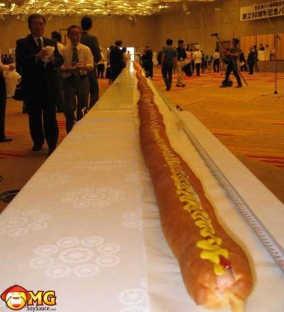 longest-hot-dog
