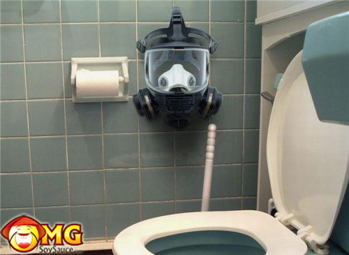 toilet-washroom-gas-mask