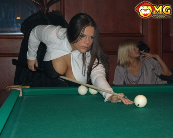 boobs-billiards