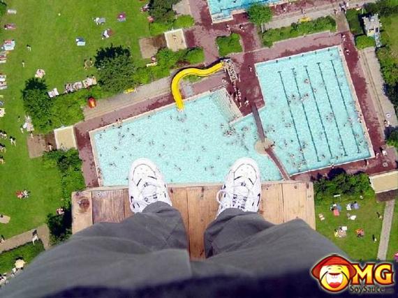 super-high-dive-pool