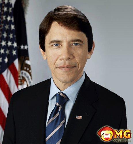 white-obama