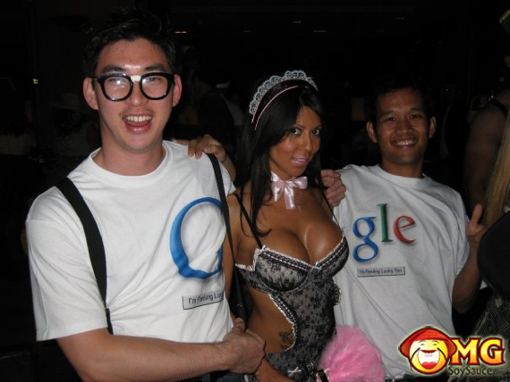 google-costume-asian