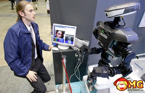 11-cool-tokyo-robots