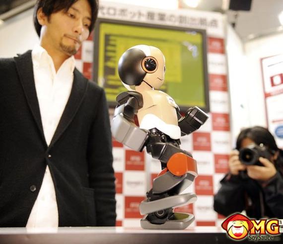 5-cool-tokyo-robots