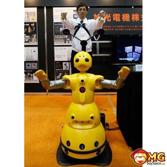9-cool-tokyo-robots