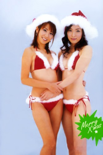 asian-christmas-santa-hats
