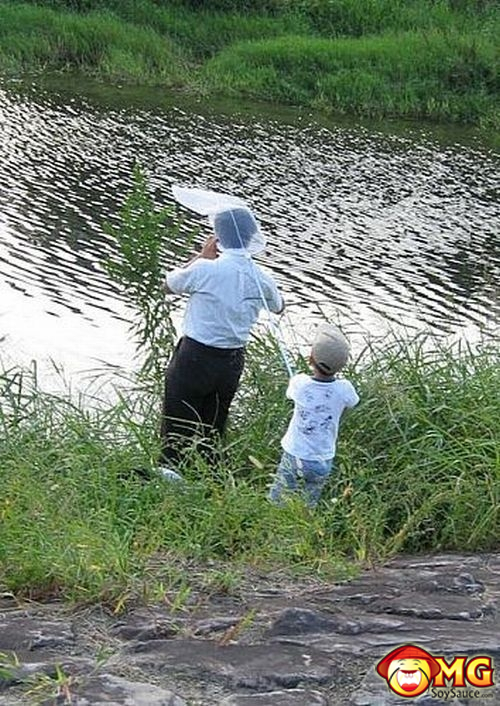 funny-father-son-fishing