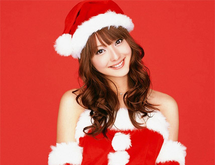 sexy-asian-babes-santa-christmas