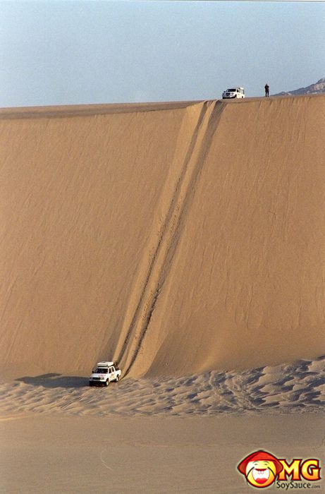 truck-sand-dune-crazy