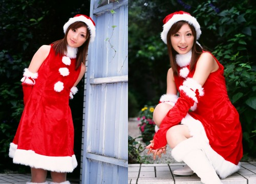 yuko_nan-sexy-asian-santa