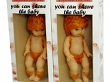 You Can Shave The Baby Doll
