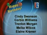News Show Pranked With X-Rated Birthday Names