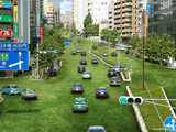 What If The Streets Of Tokyo, Japan Were Covered In Grass