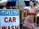 Topless Car Wash (SFW)