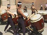 The Power Of Japanese Drums