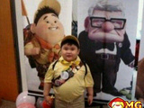 Asian Kid From Pixar's UP In Real Life