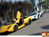 Another Exotic Car Wedding In China