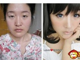 22 Before And After Makeup Asian Girls