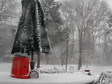 Cool December 2010 Blizzard Timelapse