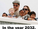 Brangelina's Kids Have Been Sent From The Future