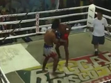 Ridiculous Muay Thai Fight